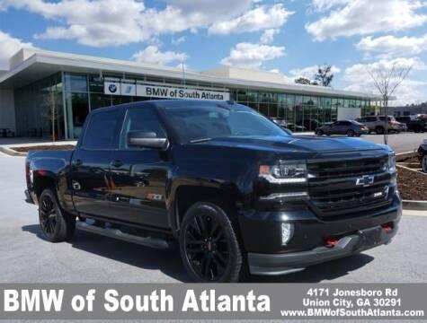 2016 Chevrolet Silverado 1500 for sale at Carol Benner @ BMW of South Atlanta in Union City GA