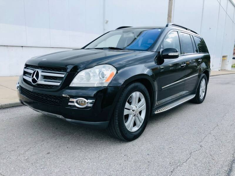 2008 Mercedes-Benz GL-Class for sale at WALDO MOTORS in Kansas City MO