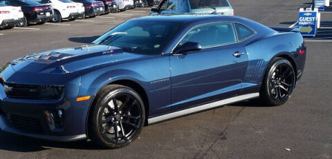 2015 Chevrolet Camaro for sale at DLUX Motorsports in Fredericksburg VA