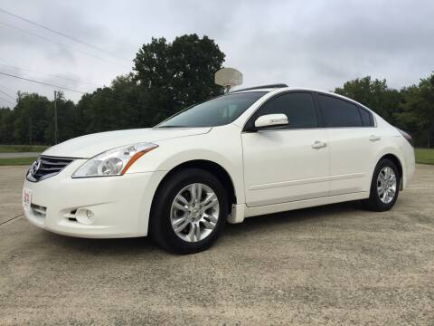 2012 Nissan Altima for sale at Priority One Auto Sales in Stokesdale NC