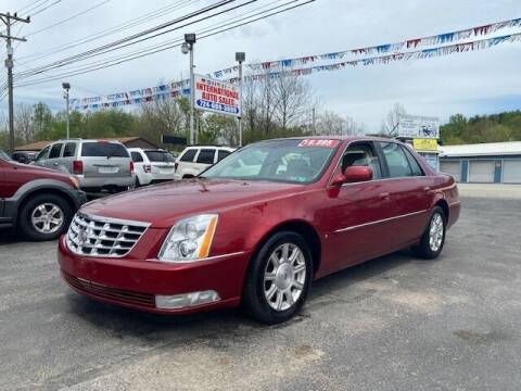 2009 Cadillac DTS for sale at INTERNATIONAL AUTO SALES LLC in Latrobe PA