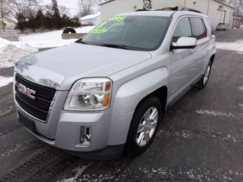 2013 GMC Terrain for sale at Rose Auto Sales & Motorsports Inc in McHenry IL