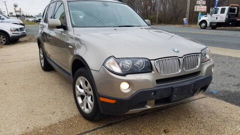 2009 BMW X3 for sale at PRESTIGE MOTORS in Fredericksburg VA