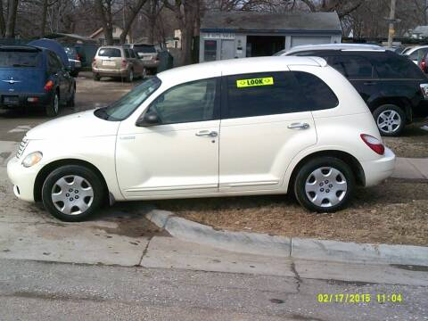 2006 Chrysler PT Cruiser for sale at D & D Auto Sales in Topeka KS