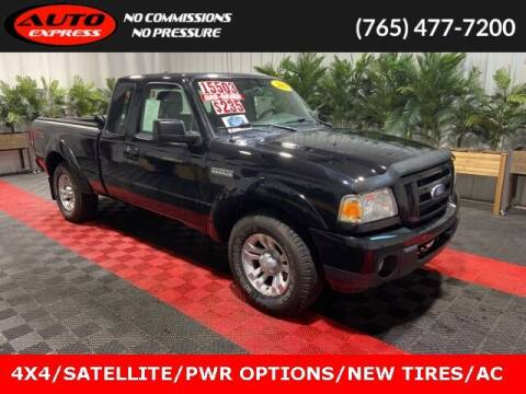 2011 Ford Ranger for sale at Auto Express in Lafayette IN