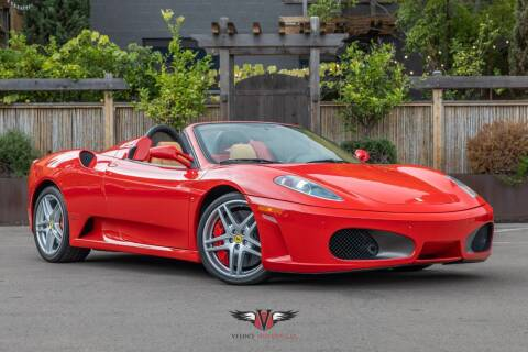 2006 Ferrari F430 for sale at Veloce Motorsales in San Diego CA