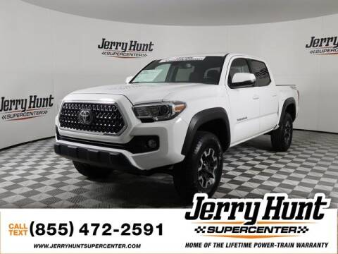 2019 Toyota Tacoma for sale at Jerry Hunt Supercenter in Lexington NC