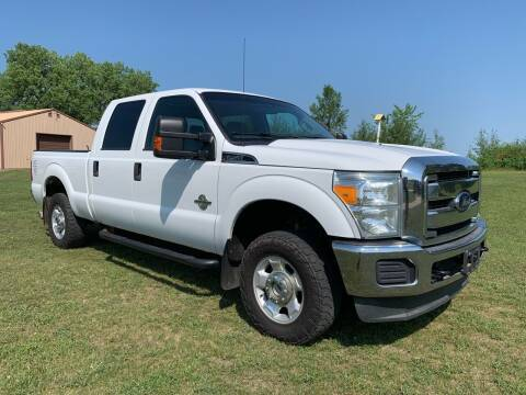 2012 Ford F-250 Super Duty for sale at Overvold Motors in Detroit Lakes MN