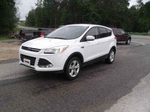 2016 Ford Escape for sale at Clucker's Auto in Westby WI