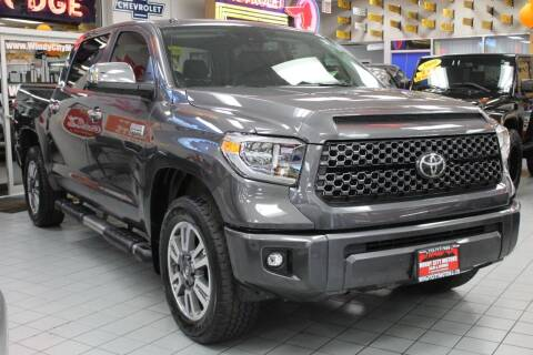 2018 Toyota Tundra for sale at Windy City Motors in Chicago IL