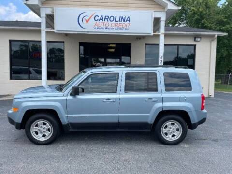 2014 Jeep Patriot for sale at Carolina Auto Credit in Youngsville NC