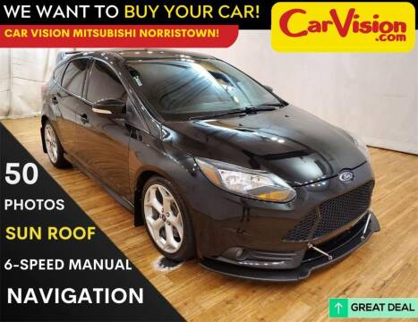 2013 Ford Focus for sale at Car Vision Mitsubishi Norristown in Trooper PA