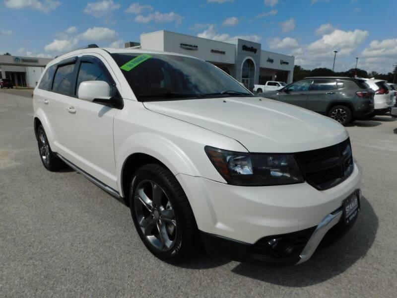 2015 Dodge Journey for sale at Stanley Automotive Finance Enterprise - STANLEY CHRYSLER DODGE JEEP RAM GATESVILLE in Gatesville TX