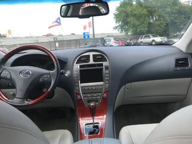 2007 Lexus ES 350 4dr Sedan - Houston TX