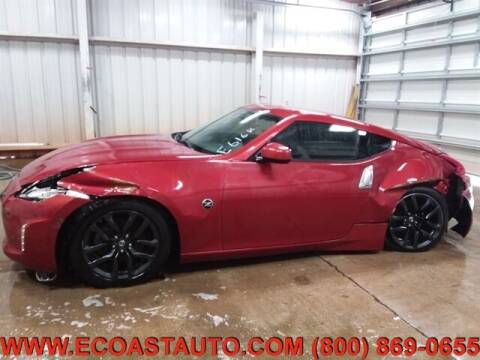 2015 Nissan 370Z for sale at East Coast Auto Source Inc. in Bedford VA
