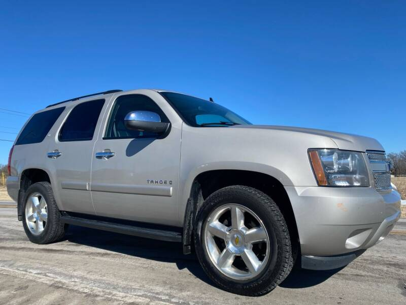 2007 Chevrolet Tahoe for sale at ILUVCHEAPCARS.COM in Tulsa OK