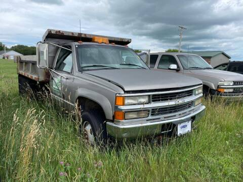 1998 Chevrolet C/K 3500 Series for sale at Alan Browne Chevy in Genoa IL