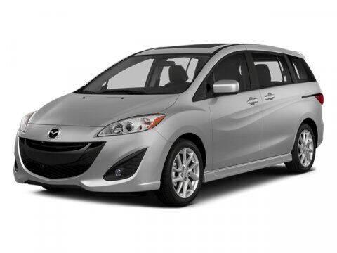 2014 Mazda MAZDA5 for sale at HILAND TOYOTA in Moline IL