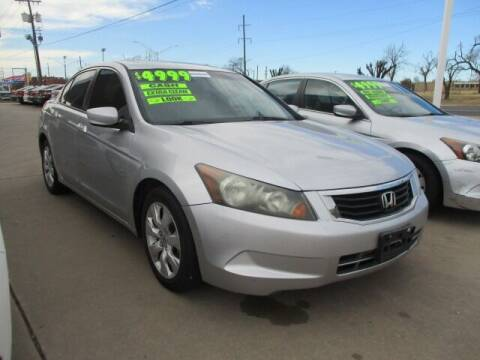2009 Honda Accord for sale at CAR SOURCE OKC - CAR ONE in Oklahoma City OK