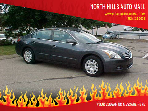 2012 Nissan Altima for sale at North Hills Auto Mall in Pittsburgh PA