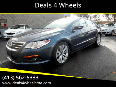 2009 Volkswagen CC for sale at Deals 4 Wheels in Westfield MA