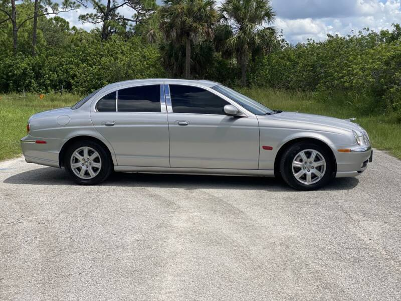 2003 Jaguar S-Type for sale at D & D Used Cars in New Port Richey FL