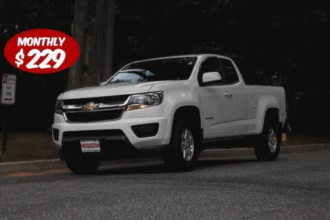 2018 Chevrolet Colorado for sale at European Masters in Great Neck NY
