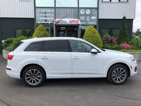 2017 Audi Q7 for sale at Advance Auto Center in Rockland MA