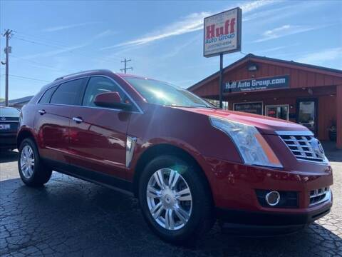 2013 Cadillac SRX for sale at HUFF AUTO GROUP in Jackson MI