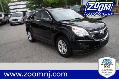 2014 Chevrolet Equinox for sale at Zoom Auto Group in Parsippany NJ