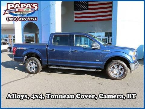 2015 Ford F-150 for sale at Papas Chrysler Dodge Jeep Ram in New Britain CT