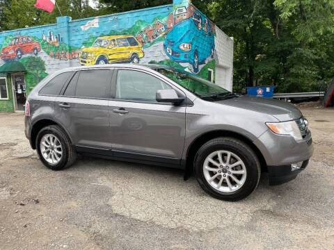 2009 Ford Edge for sale at Showcase Motors in Pittsburgh PA