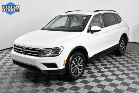 2019 Volkswagen Tiguan for sale at Southern Auto Solutions - Georgia Car Finder - Southern Auto Solutions-Jim Ellis Volkswagen Atlan in Marietta GA