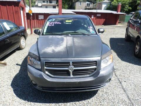 2007 Dodge Caliber for sale at FERNWOOD AUTO SALES in Nicholson PA