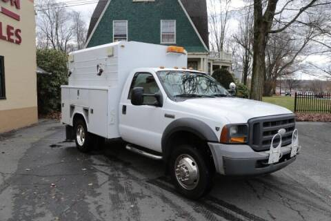 2005 Ford F-450 Super Duty for sale at FENTON AUTO SALES in Westfield MA