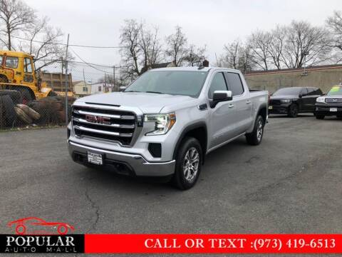 2020 GMC Sierra 1500 for sale at Popular Auto Mall Inc in Newark NJ