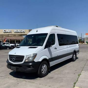 2015 Mercedes-Benz Sprinter Passenger for sale at A Car Lot Inc. in Addison IL