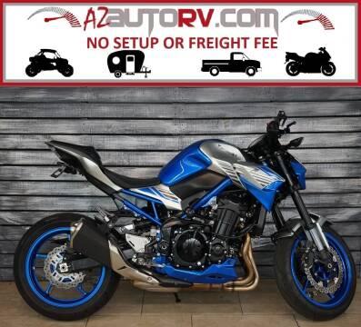 2020 Kawasaki Z900 for sale at AZautorv.com in Mesa AZ