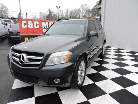 2010 Mercedes-Benz GLK for sale at C & C Motor Co. in Knoxville TN