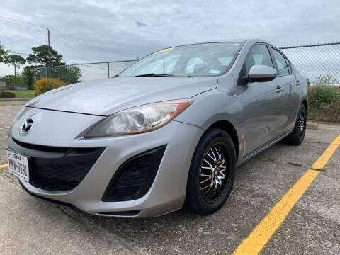 2011 Mazda MAZDA3 for sale at Speedy Auto Sales in Pasadena TX