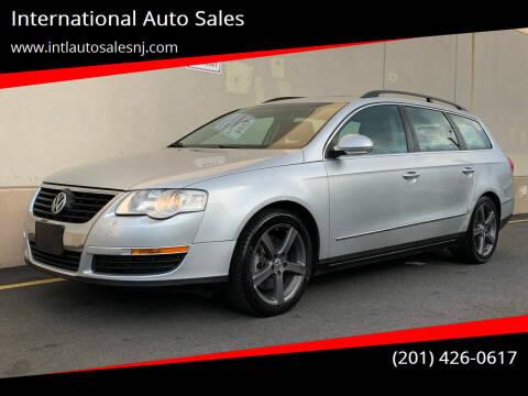 2007 Volkswagen Passat for sale at International Auto Sales in Hasbrouck Heights NJ