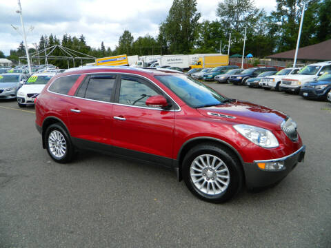 2012 Buick Enclave for sale at J & R Motorsports in Lynnwood WA