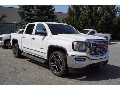 2017 GMC Sierra 1500 for sale at Classified pre-owned cars of New Jersey in Mahwah NJ