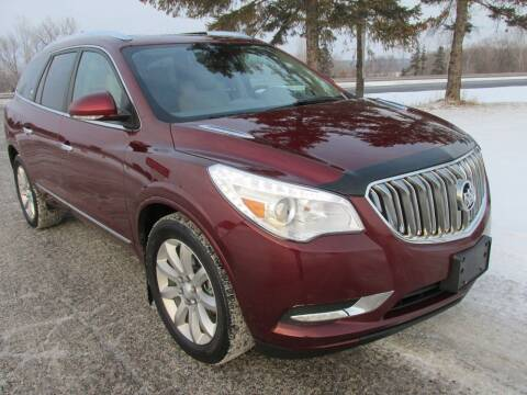 2015 Buick Enclave for sale at Buy-Rite Auto Sales in Shakopee MN