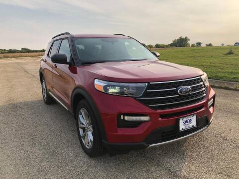 2020 Ford Explorer for sale at Alan Browne Chevy in Genoa IL