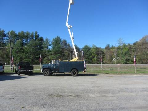 1981 GMC C6500 for sale at Jons Route 114 Auto Sales in New Boston NH