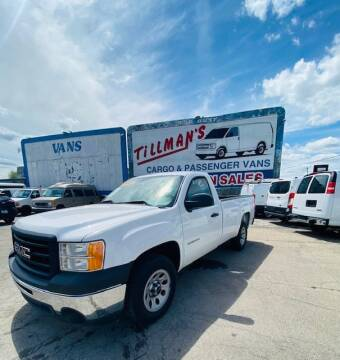 2012 GMC Sierra 1500 for sale at Connect Truck and Van Center in Indianapolis IN