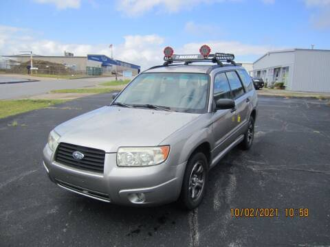 2007 Subaru Forester for sale at Competition Auto Sales in Tulsa OK