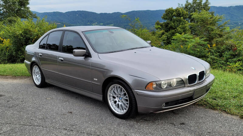 2002 BMW 5 Series for sale at Rare Exotic Vehicles in Weaverville NC