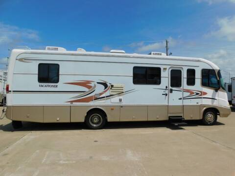 1999 Holiday Rambler Vacationer for sale at Motorsports Unlimited in McAlester OK
